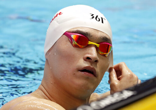 Swim star sun yang wants cas public hearing over wada - Public swimming pools tri cities wa ...