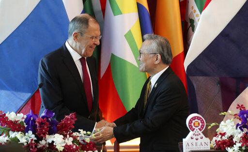 Sergey Lavrov, Don Pramudwinai