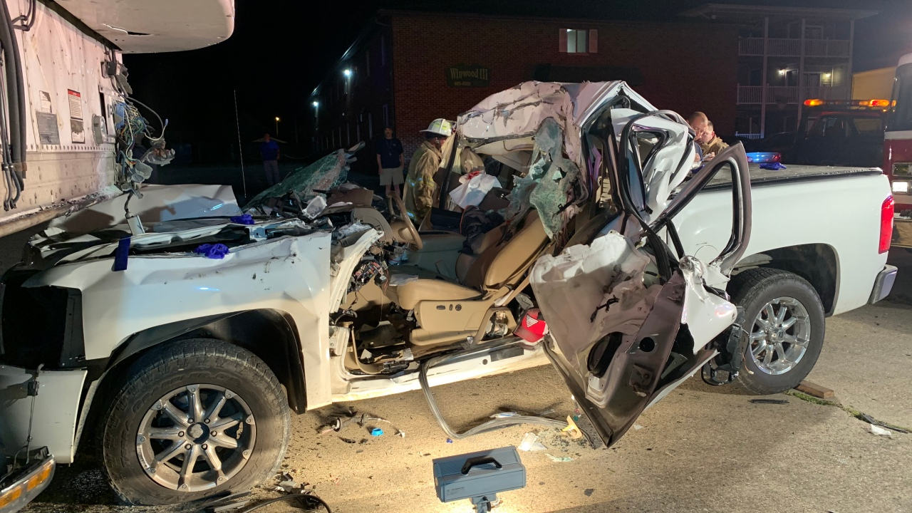Man in critical condition after injuries sustained in car