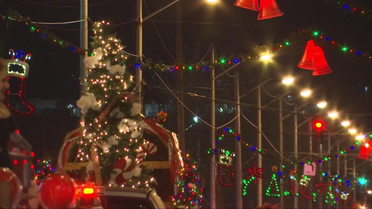 Ashland Ky Christmas Parade 2021 The 2019 Ashland Christmas Parade Wowk 13 News