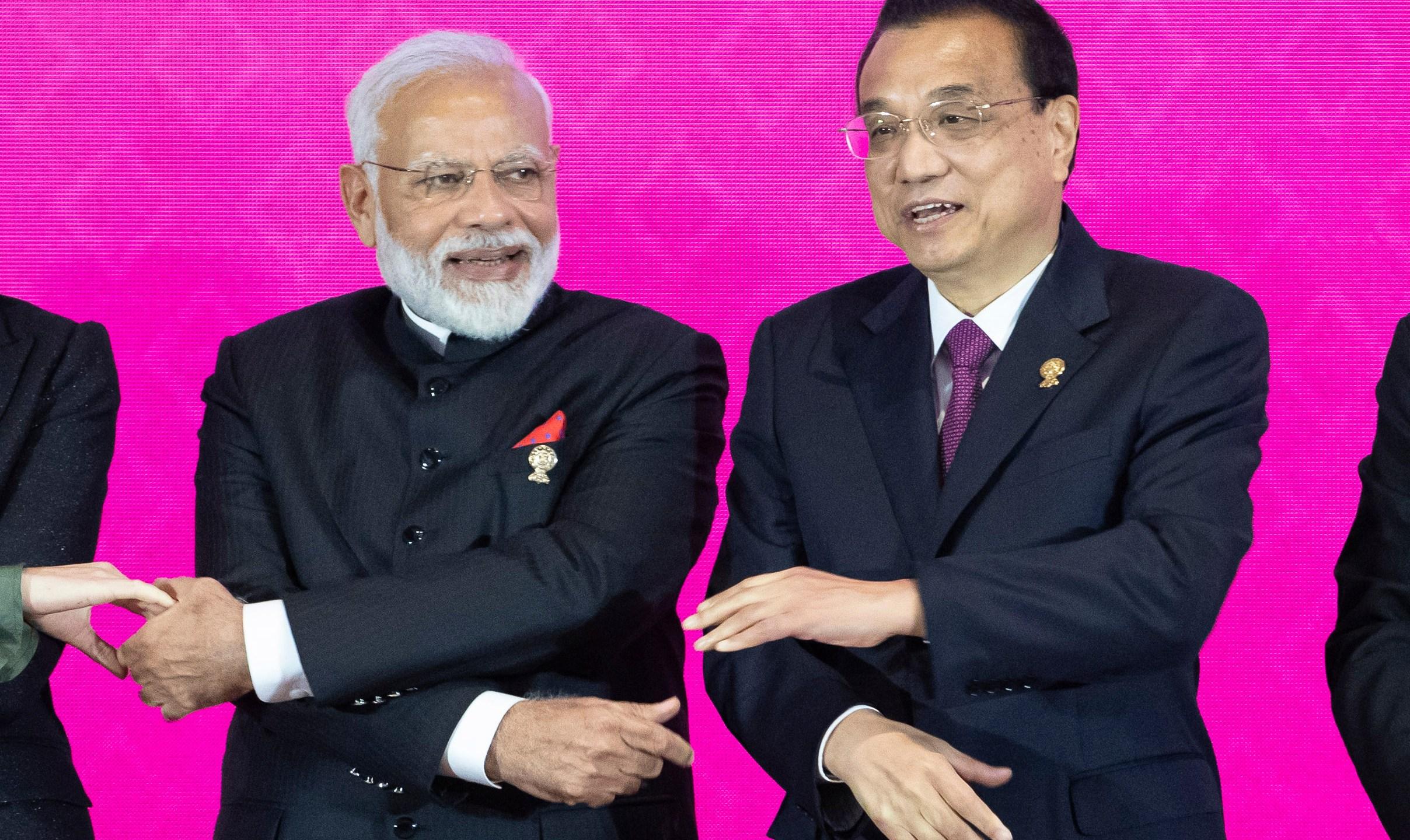 Narendra Modi, Li Keqiang