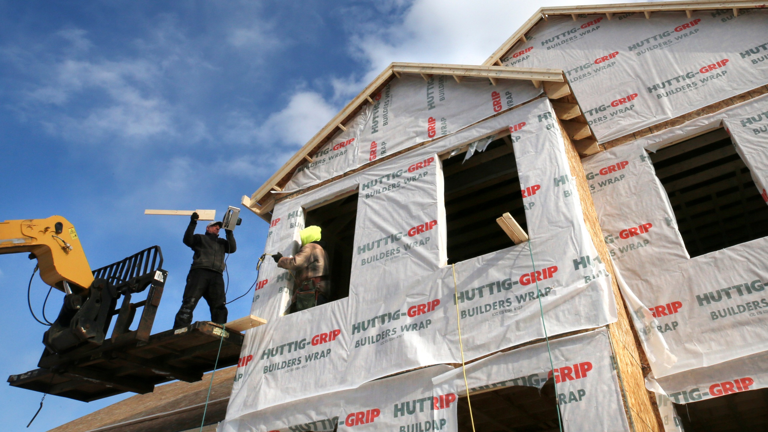 New Home Starts Sales Construction