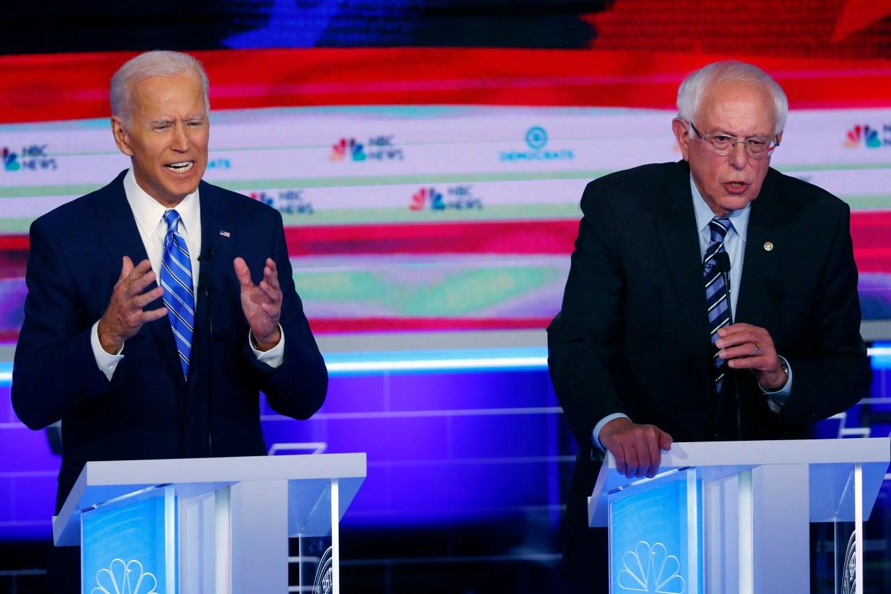 Libertarian VP nominee courts Miami anti-Trump Republican