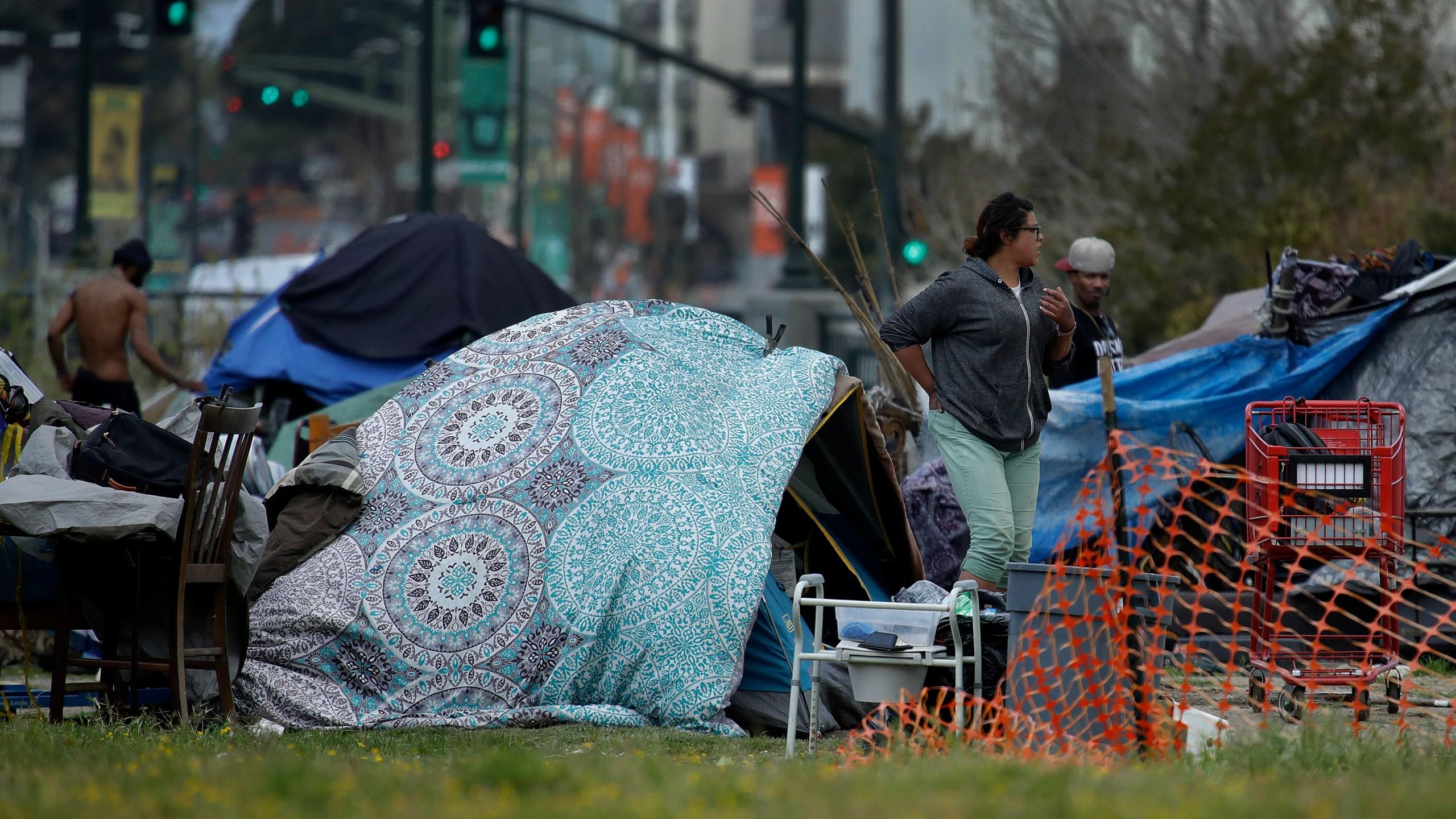 Oakland Homeless Covid-19