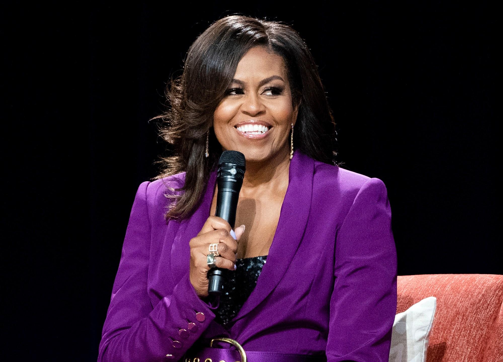 Michelle Obama, Gayle King