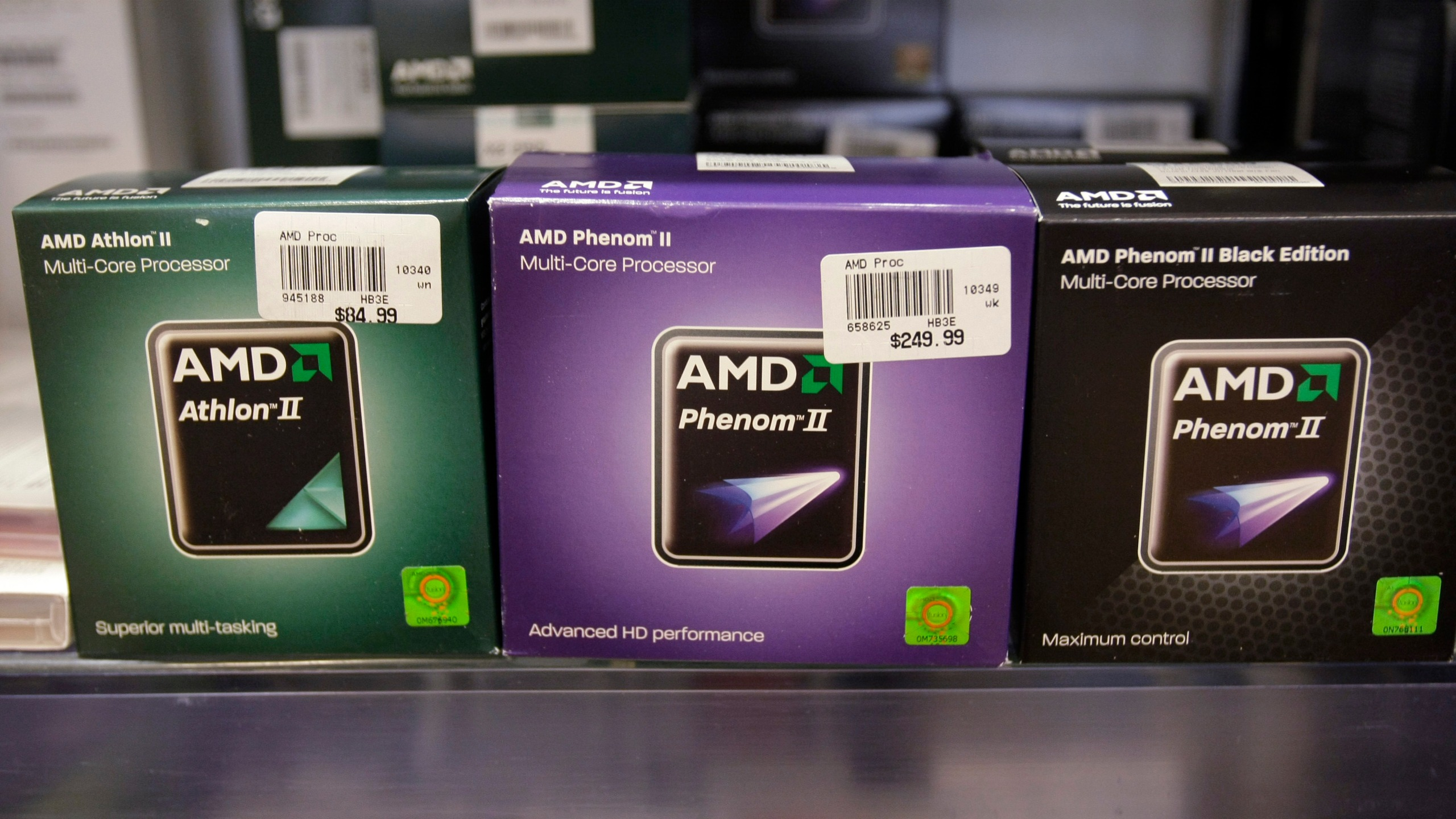 AMD, Advanced Micro Devices