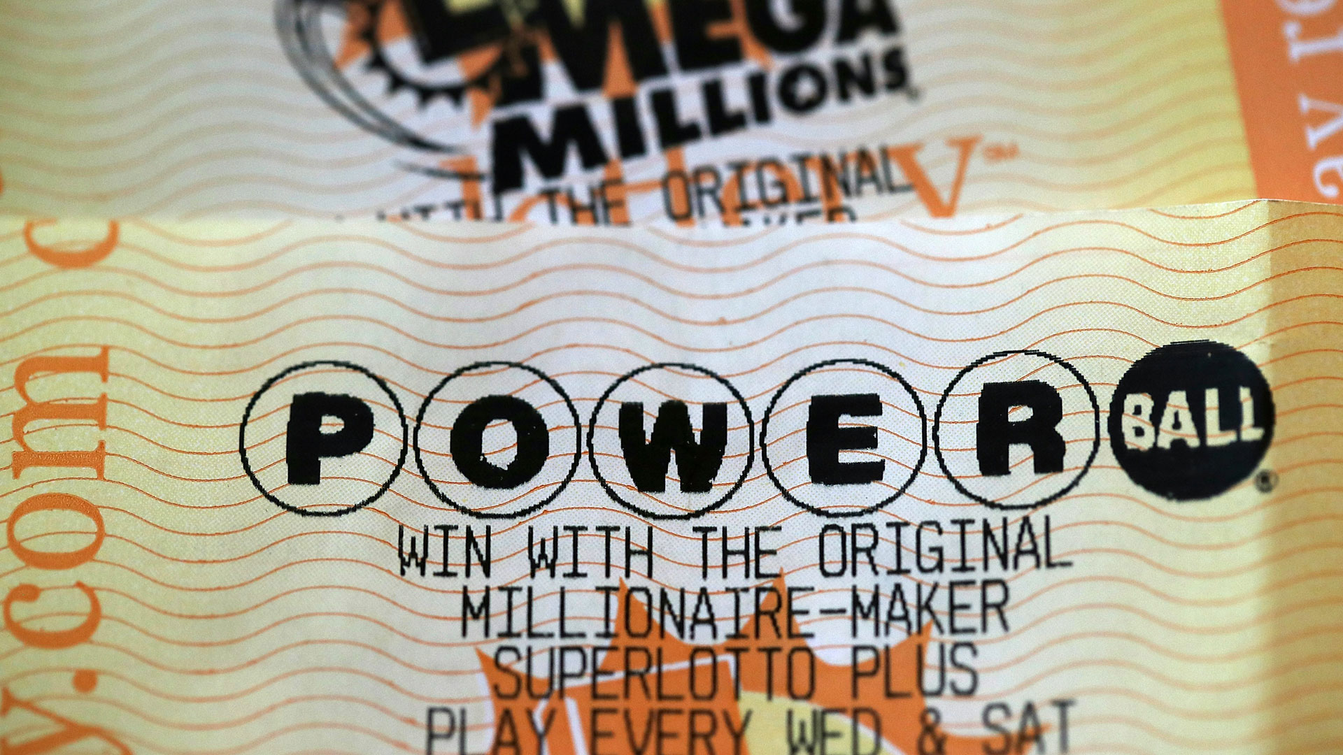 Winning numbers of the $470 million Powerball jackpot ...