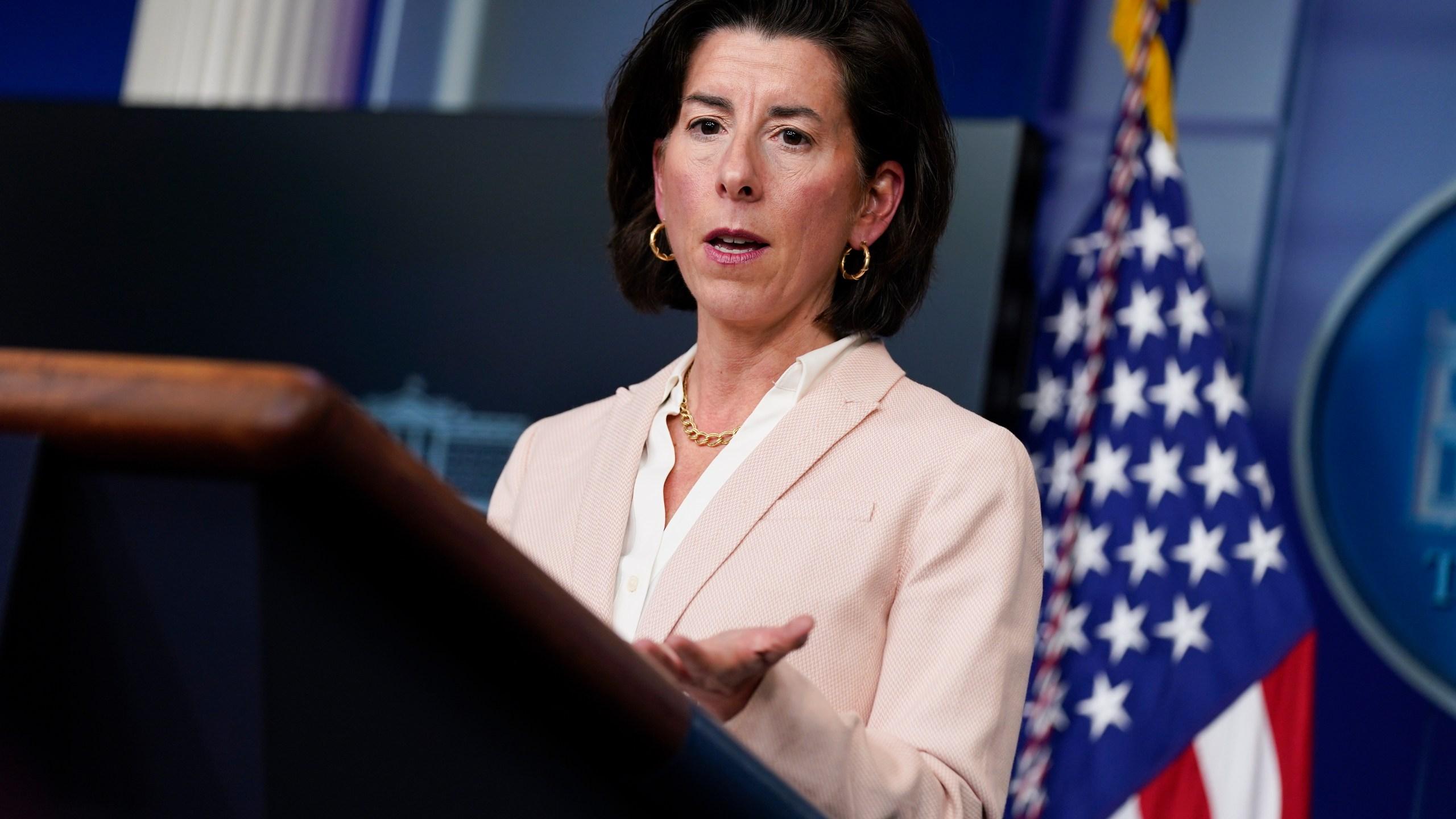Gina Raimondo