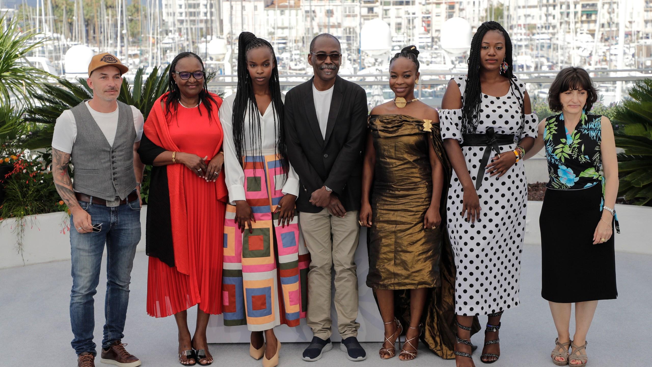 Mathieu Giombini, Hadje Fatime Ngoua, Rihane Khalil Alio, Mahamat-Saleh Haroun, Achouackh Abakar Souleymane, Bria Gomdigue, Florence Stern